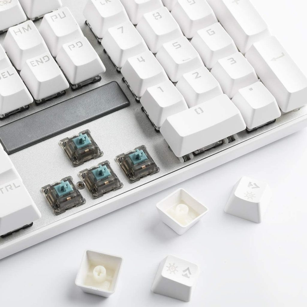 Mechanical Keyboard Switches and Keycaps